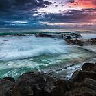 Snapper rocks pools by Jayde Aleman