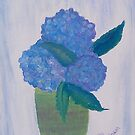 Hydrangeas by Holly Martinson