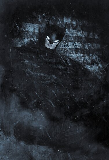 Gotham Knight by Deadmansdust