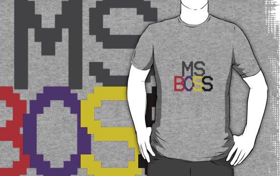 MS-BOSS by damez