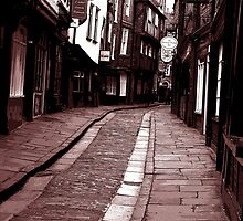 The Olde Shambles by Robert Gipson
