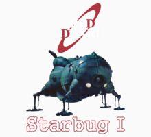 Red Dwarf - Starbug 1 Kids Clothes