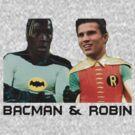 Bacman & Robin by Sam Stringer