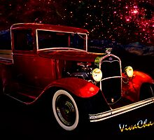 32 Ford Pickup Starlight by ChasSinklier
