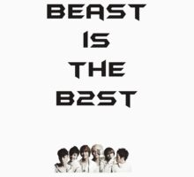 Beast Is The B2ST by lenalulu