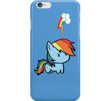 Rainbow Dash iPhone Case/Skin