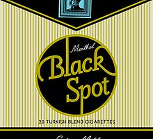 Black Spot Turkish Cigarettes by Billy Davis