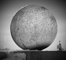 The globe by Dmitry Semenov