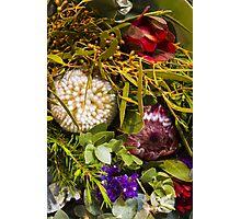 Australian bouquet Photographic Print