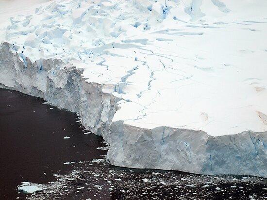 Neko Harbour Glacier ,  Antarctica by geophotographic
