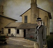 The Governess by Mel Brackstone