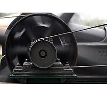 Rhythm of steam machinery Photographic Print