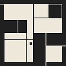 De Stijl / Bauhaus series 1 by jamieharrington
