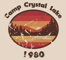 Camp Crystal Lake by zombie1