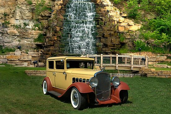 1931 Hudson Touring Sedan by TeeMack