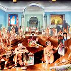 The School of Postmodernism by Vittorio Pelosi by Intentism
