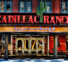 Goodbye to the Cadillac Ranch by Dana Horne