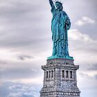 Lady Liberty - NYC by Dana Horne