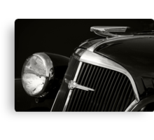 1937 Chevy Canvas Print