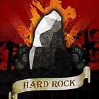 Hard rock by geooorge