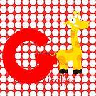 g for giraffe by alapapaju