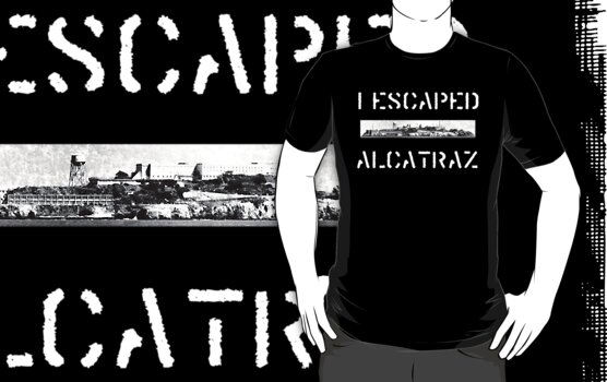 I Escaped Alcatraz by babydollchic