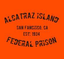 Prisoner of Alcatraz by Megan Noble