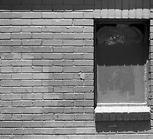 Bricked In Window by James2001