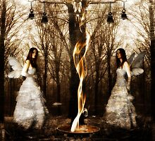Tending The Flames by Diane Johnson-Mosley