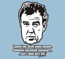 Jeremy Clarkson - SPEED Kids Clothes