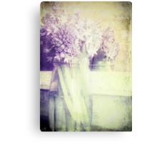 Hyacinth Memory Canvas Print