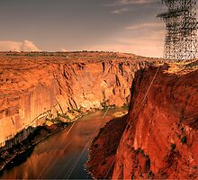 Glen Canyon Collywobbles - 1 © by © Hany G. Jadaa © Prince John Photography