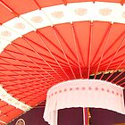 Japanese Shrine Umbrella by tomoenk6