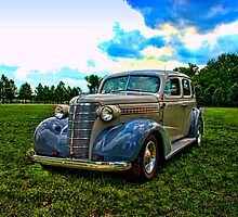 1938 Chevrolet 4 Door Sedan by TeeMack