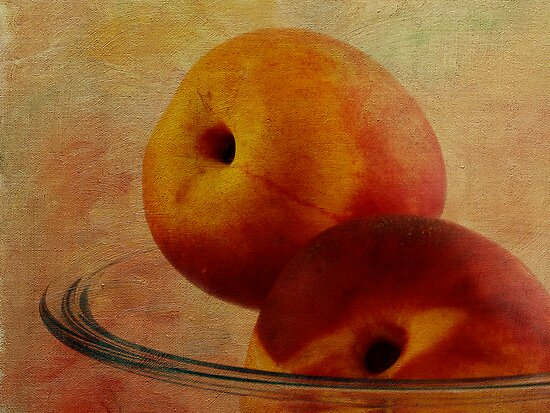 Peaches by tori yule