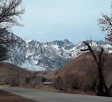 Road To The Top - Mount Whitney by Glenn McCarthy