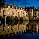 Chateau de Chenonceau by FranJ
