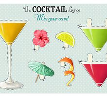 The Cocktail Lounge by Hannah Marechal
