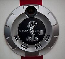 Shelby Badge by yampy