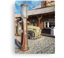 Johnny Rebs - Route 66 Canvas Print