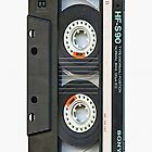 Cassette  by Maria  Gonzalez