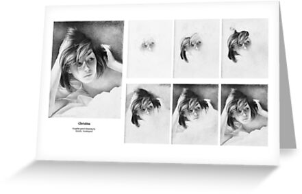 Christina by David J. Vanderpool