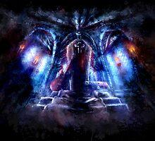 Castlevania: Vampire Variations- Dracula by LightningArts