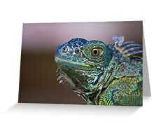 My Best Side ! Greeting Card