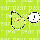 Happy Pear - two lof bees by Josh Bush