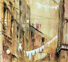 Via del Campo - 2° piano by Lorenzo Castello