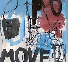 Move by Alan Taylor Jeffries