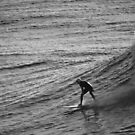 Riding the waves by Ryan O'Donoghue