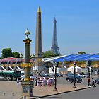 Parisian Spires by Imagery