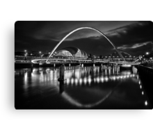 Tyne Out Canvas Print